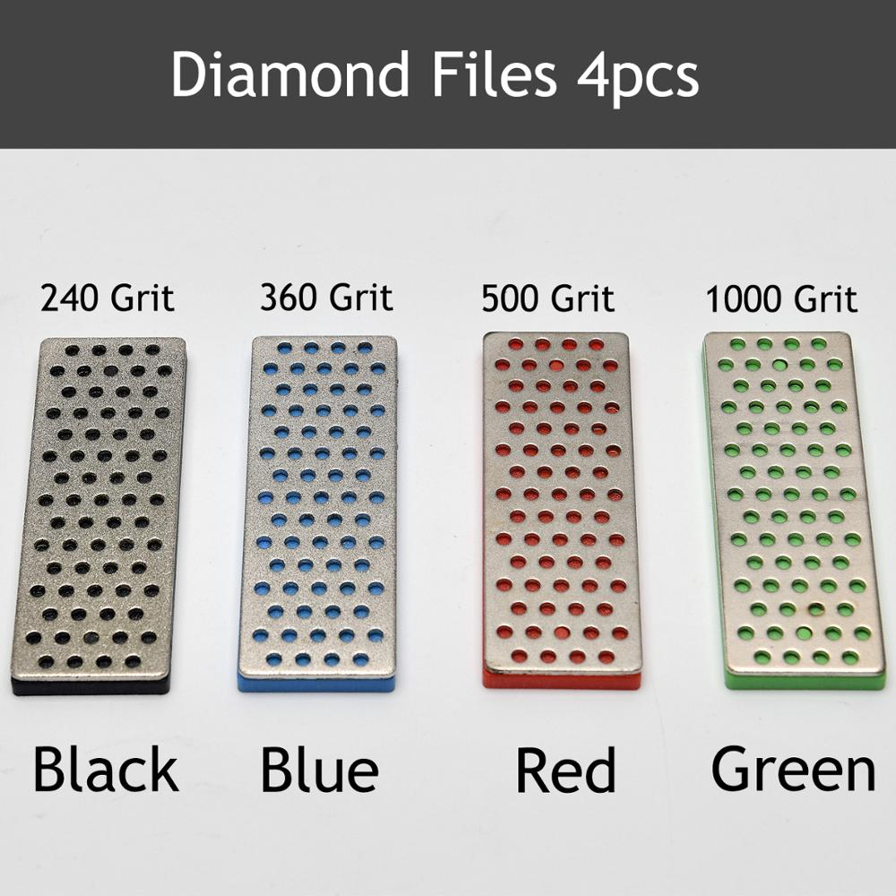 XCMAN Ski Snowboard Edge Polishing Diamond Stone Files Whetstone Plate 70mm Length