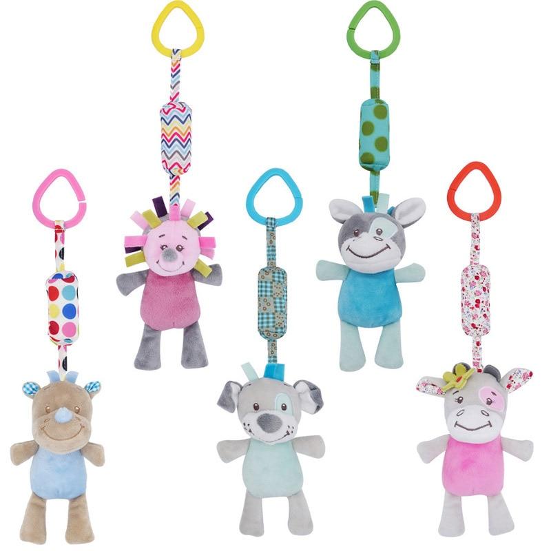 Baby rattles mobiles toddler խաղալիքներ մահճակալ - Խաղալիքներ նորածինների համար - Լուսանկար 5