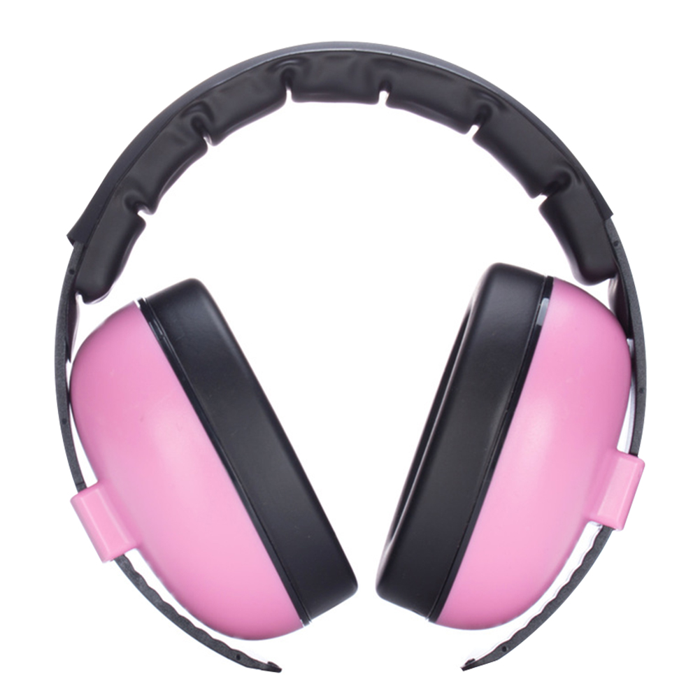 Light Weight Concert Baby Earmuffs Safety Boys Girls Kids Adjustable Ear Hearing Protection Noise Cancelling Sound Slow Rebound