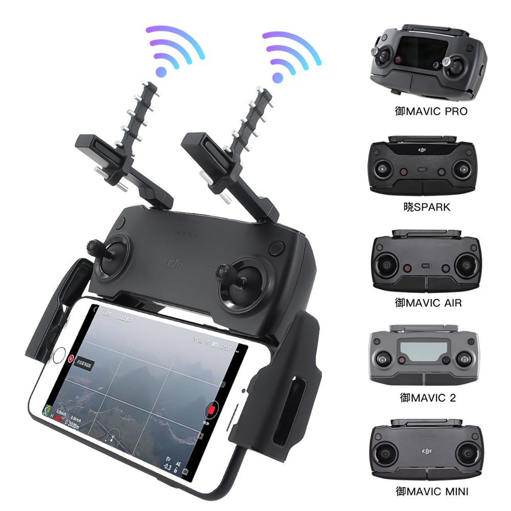 Remote Control Yagi Antenna Signal Booster Range Extender For DJI Mavic Air   Mavic 2 Mavic Mini Transmitter Extension 2 5-3 5KM