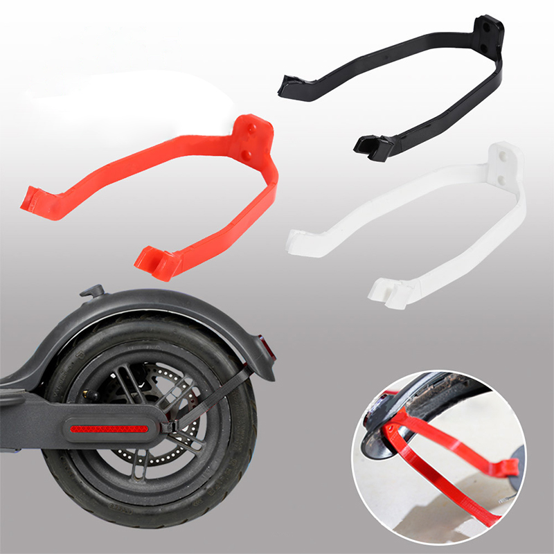 Millet Folding Scooter Fender Bracket M365 Scooter Rear Fender Tile Shock Absorber Anti-break Bracket