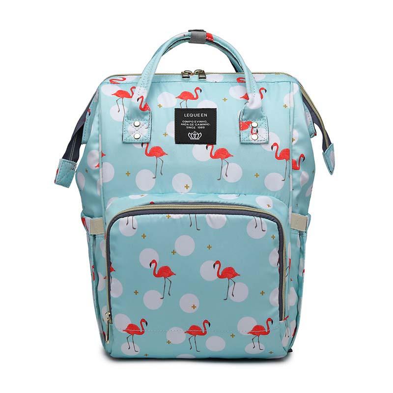 Fashion Mummy Wet Dry Bag Maternity Nappybag Large Capacity Babybag Travel Backpack Nursing Bag For Baby Care Nappy Hand Bag
