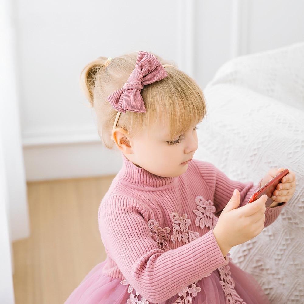 arco meninas acessórios para o cabelo infantil