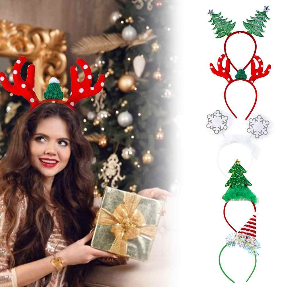 Reindeer Hair Pins Fun Christmas Hair Accessory Xmas Hair Clips Reindeer Bobby Pins