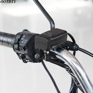 Image 5 - 12V SAE כדי USB מתאם עם מד מתח על OFF מתג אופנוע מהיר ניתוק תקע עם עמיד למים כפולה QC3.0 USB מטען מהיר