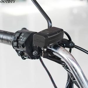 Image 5 - 12V SAE 전압계가있는 USB 어댑터 ON OFF 스위치 방수 듀얼 QC3.0 USB 고속 충전기가있는 오토바이 빠른 연결 해제 플러그