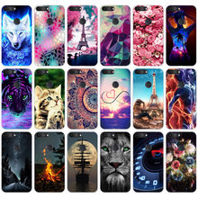 "Case Voor Alcatel 1S 2019 5.5 Inch Case Silicone Soft Tpu Back Shell Cover Voor Fundas Alcatel 1S 2019 5024D 5.5 ""Cover Coque Capa(China)"