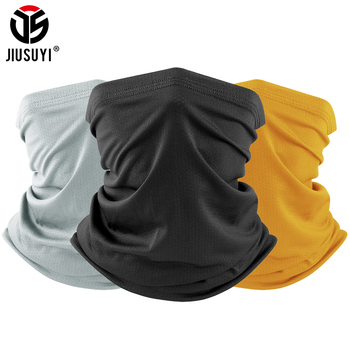 Breathable Tube Scarves Neck Gaiter Headband Face Shield Half Lightweight Face Cover Scarf Bandana Balaclava Men High Quality summer neck gaiter breathable tube scarf half face cover soft stretch bandana elastic quick dry headband balaclava scarves women