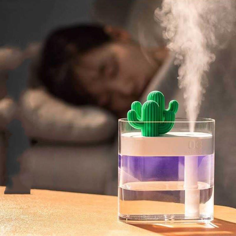 KACTUS Air Humidifier Essential Oil Diffuser