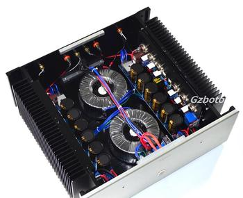 big power home amplifier Classic circuit pure post amp class A  class AB hifi fever power amplifier 300W+300W