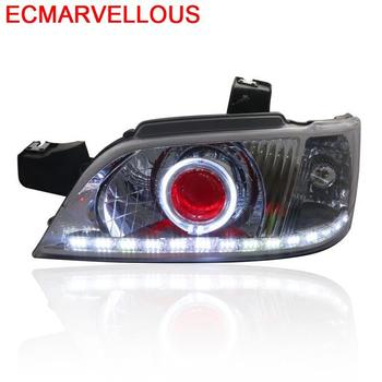 Drl Running Automovil Luces Led Para Auto Assessoires Exterior Lamp Cob Headlights Car Lights Assembly 17 18 FOR Buick GL8