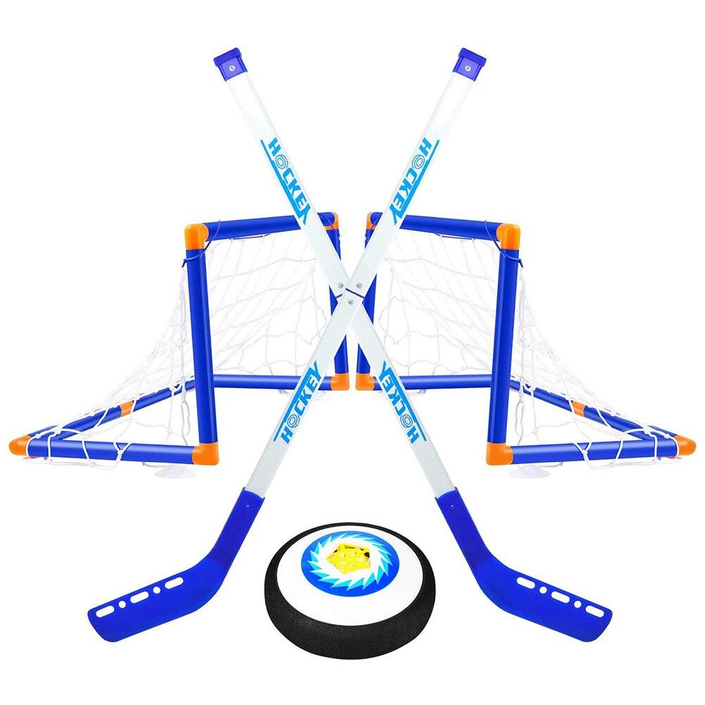 Wear Resistant Electric Ice Hockey Set Gift Suspension Ball Children Toy Intelligent Development Easy Install Mini Training