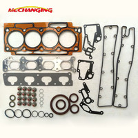 Para peugeot 607 407 807 2.2l ew12j4 3fz 3fy peças de motor metal acessórios pacote revisão junta completa 0197. y8 50223800