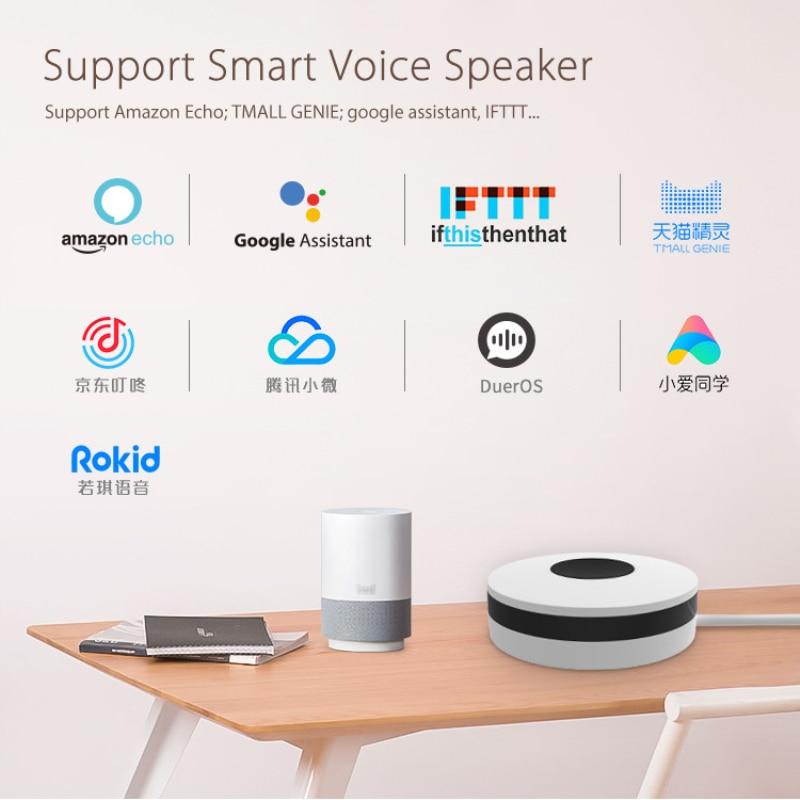 Hae5a37b0abc140759012e1fb4255ff337 - 2020 New NEO Smart Wireless Infrared Universal Remote WiFi IR Remote Support Google Home Universal Smart Remote Controller
