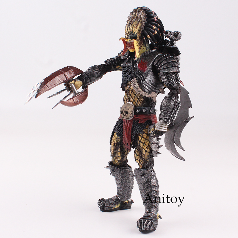 NECA alien Concrete Jungle Peel Yoys Action Figure Hunter PVC Collectible Ver.Toy Gift 23.5cm With box