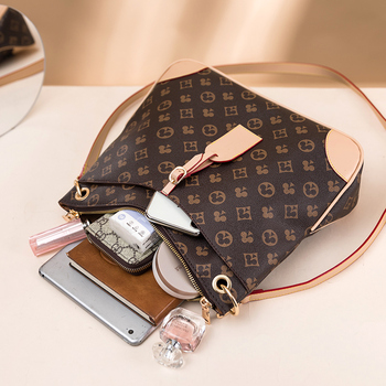 Luxury Large Capacity Bucket Bag  6
