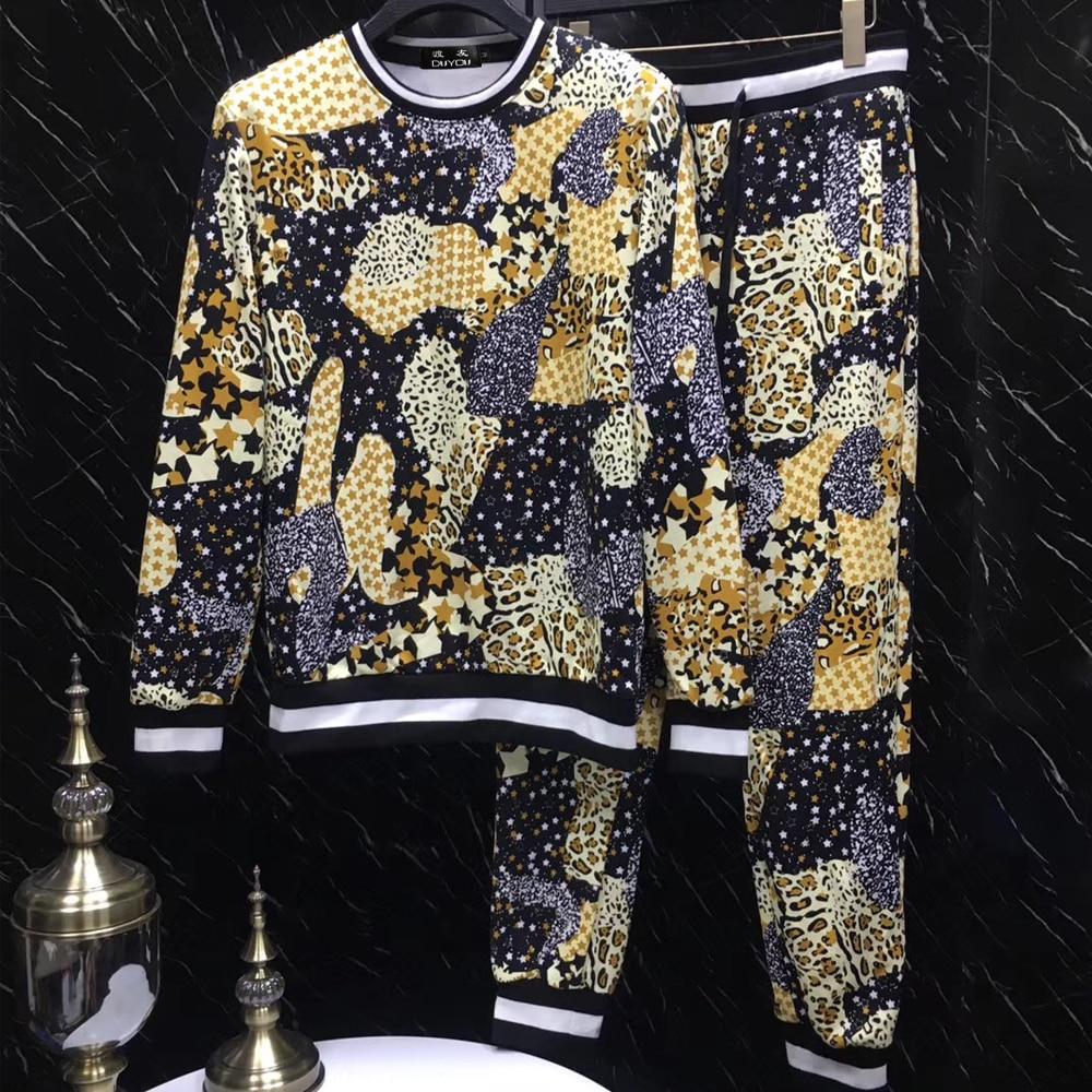 New mens designer tracksuit Autumn Winter Design custom Track suits Men Track suits man tracksuit jacket pants men clothing