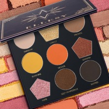 9 Colors Eyeshadow Makeup Pallete makeup Shimmer Pigmented Eye Shadow Palette Make up Palette maquillage стоимость