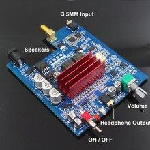 TPA3250 placa amplificadora de potencia Digital HIFI con Bluetooth 5,0, amplificador de auriculares LDAC de 130W + 130W, novedad