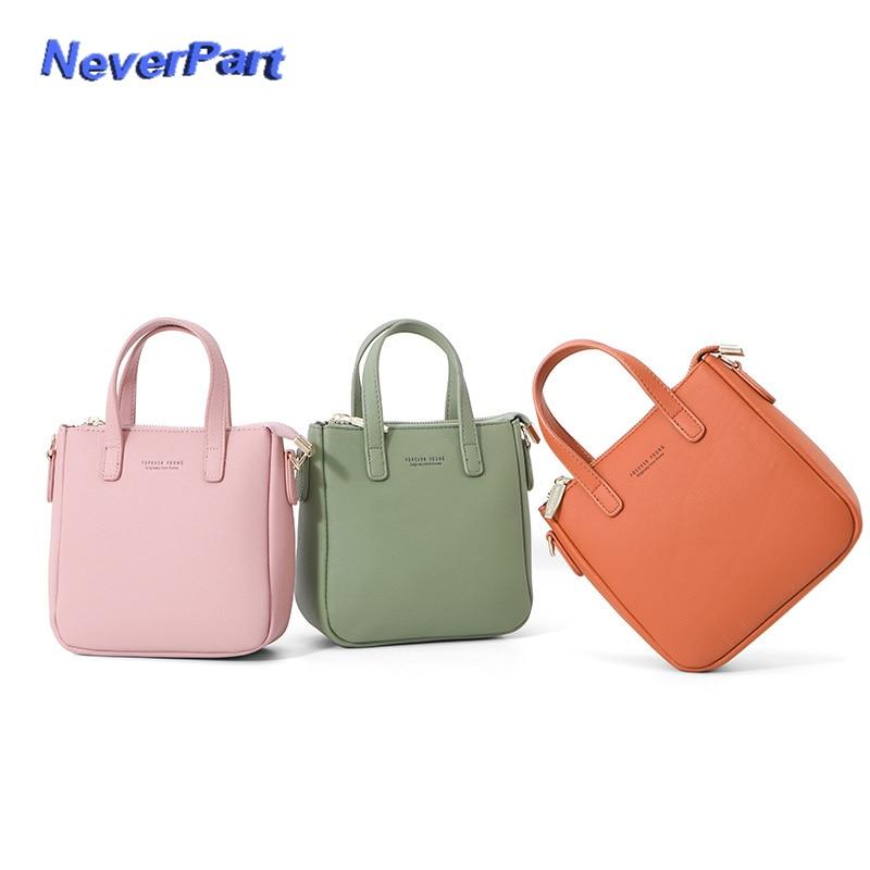 Casual Shoulder Bags Women Leather Ladies Crossbody Bag 2019 Messenger Bag Large Capacity Tote Bolsa Sac Purse Female Handbag in Top Handle Bags from Luggage Bags