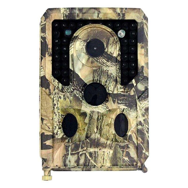 Камера 8GB TF Card 12MP 1080P с инфракрасным ночным видением для наблюдения за дикой природой
