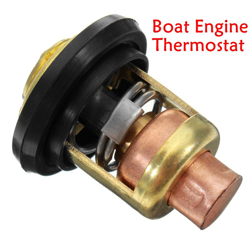 1pc Boat Engine Thermostat 6E5-12411-00 6E5-12411-02 6E5-12411-10 Boat Engine For SUZUKI For Yamaha Outboard Motor Engine Part