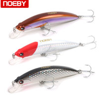 NOEBY NBL9450 Fishing Lure 29g 90mm Minnow Bait France VMC Hook Leurre Souple Isca Artificial Fishing Tackle Peche Mer Wobbler|Fishing Lures| |  -