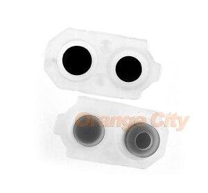 Image 5 - 200pcs עבור PS4 JDS050 JDS 0050 055 5.0 L2 R2 L1 R1 גומי מוליך רפידות PS4 בקר סיליקון גומי כפתורים