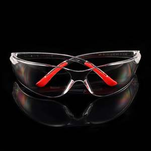 Goggles-Supplies Protective-Eyewear Safety-Glasses Lab-Eye-Protection Clear-Lens Workplace