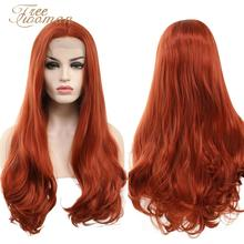 FREEWOMAN Lace Front Wig 24