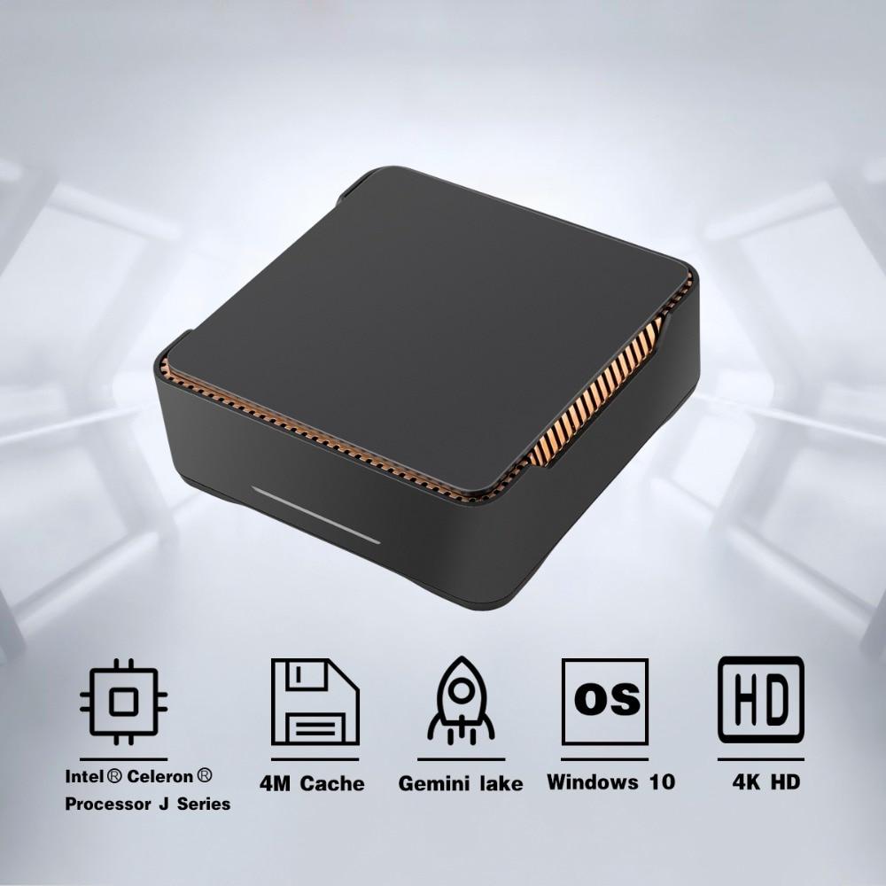 Новый бюджетный мини-ПК Beelink GKmini на Celeron J4125 / Платформа ПК / iXBT Live