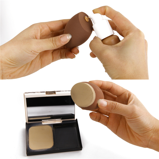 2019 Hot Sales 20 Styles Cosmetic Puff Powder Puff Smooth Women's Makeup Foundation Sponge Beauty to Make Up Tools Accessories 3