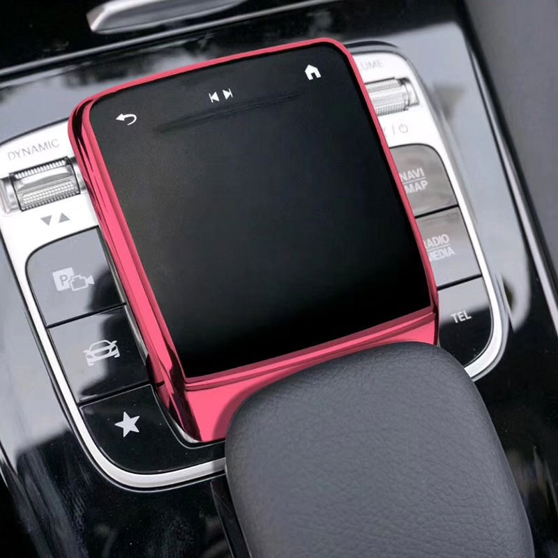ТПУ центр управления Мышь почерк Защитная пленка для Mercedes Benz A класс A180 W177 A200 A220 GLE350 2020 GLB GLS EQC