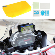 For BMW R1200GS R1250GS LC Adv Cluster Scratch Film Protection Screen Protector TPU F750GS F850GS C400X R1250R/RS Accessories moto instrument hat sun visor meter cover guard screen protector for bmw r1200gs lc adventure r1250gs lc adv f750gs f850gs c400x