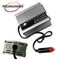 200W DC 12V к AC 220V портативный автомобильный преобразователь мощности USB зарядное устройство трансформатор напряжения модифицированная Синусо...