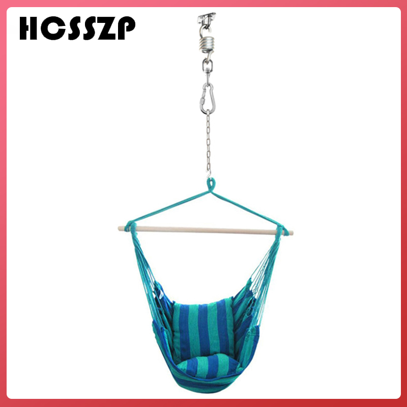 HCSSZP 500 LB Hammock Chair Ultimate Hanging accessories Kit Capacity Hammock Spring, Swivel Hook, Ceiling Hammock Mount-in Marine Hardware from Automobiles & Motorcycles