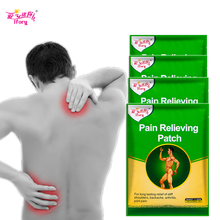 48Pcs Pain Relief Patch Muscle Pain Arthritis Medical Plasters Capsicum Plaster Joints Arthritis Treatment Painkilling Sticker