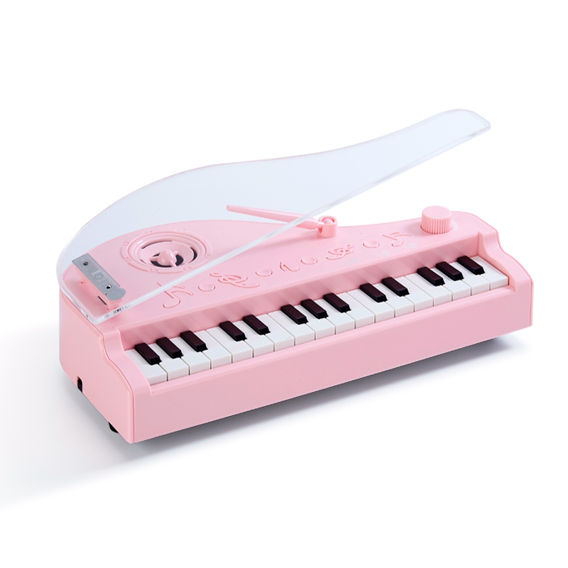 Smart Induction Simulation Bluetooth Piano Charging Mini Colorful Light Music Electronic Piano Best Gift For Children