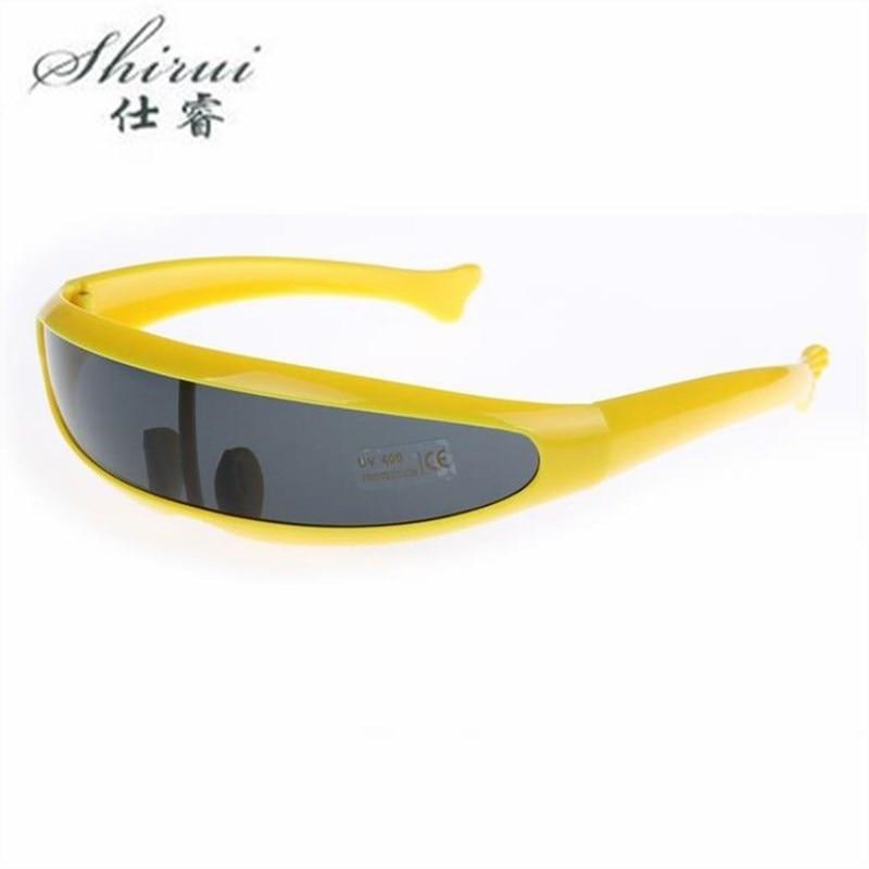 Men Women Fast Glasses Fashion Colored Eyewear 2018 Trends Tint Goggles Snelle Planga Sunglasses Ladies Eyeglasses Shades #SR092