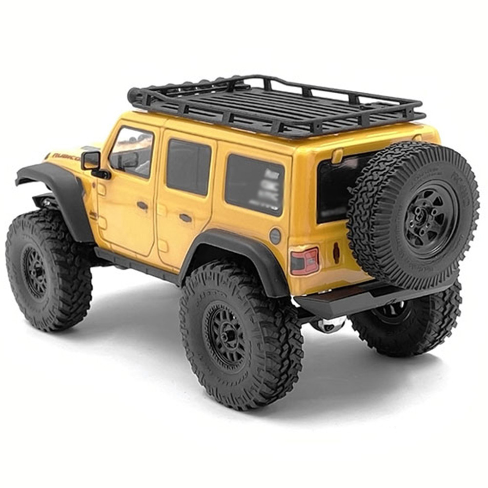 For Axial SCX-10 SCX-24 1/24 RC Car 1PC Spare Tire Base Support Stand Vehicle Spare Parts