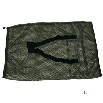 Mesh Duck Goose Camo wabik Bag plecak sprzęt myśliwski 2 paski na ramionach Mesh tanie i dobre opinie CN (pochodzenie) AS00268 KACZKA