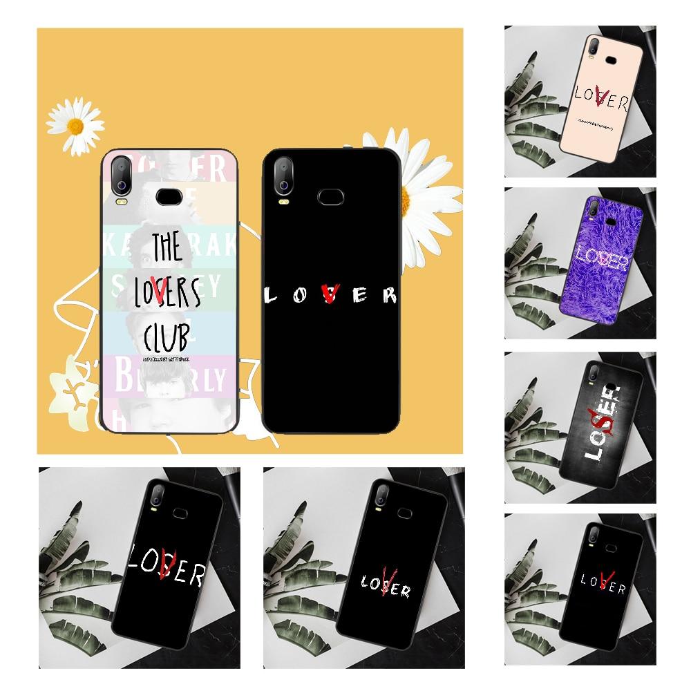 Nbdruicai Film Het Verliezers Club Verliezer Minnaar Telefoon Case Cover Voor Samsung A10 A20 A30 A40 A50 A70 A71 A51 a6 A8 2018