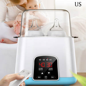 Warmers Disinfection-Box Sterilizers Milk-Bottle Intelligent 6-In-1 Remote-Control Automatic