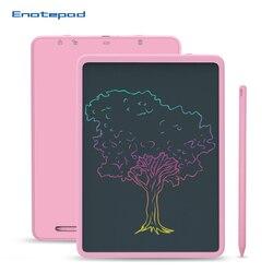 Enotepad ЖК-дисплей 11 дюймов рисовать доска ЖК-дисплей почерк электронные Pad длинные Батарея для работы Примечание дети живопись подарок