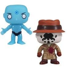 Watchmen Rorschach Doctor Manhattan ограниченная версия. Виниловая Кукла коллекционная модель игрушки