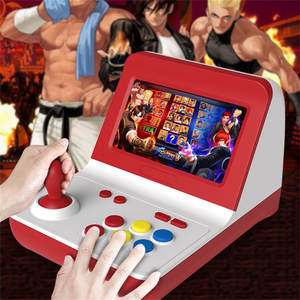 Dropshipping Mini 4.3 inch Arcade Game Retro Machines for Kids with 8000 Classic Video Games high quality 2019 new  mb