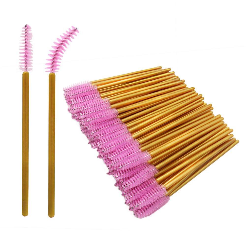 micro escova de cilios para maquiagem kit ferramenta pincel de maquiagem cosmeticos ferramenta pestana extensao descartavel