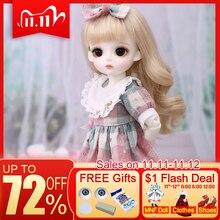 Lcc Macaron 1/6 vücut modeli erkek kız Oueneifs yüksek kaliteli oyuncaklar ücretsiz göz topları moda mağazası