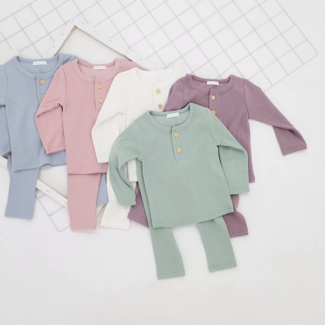 New Style Autumn & Winter Childrenswear New Products Slim Fit Base Bellyband-Candy-Colored Home Wear Korean-style CHILDREN'S Sui
