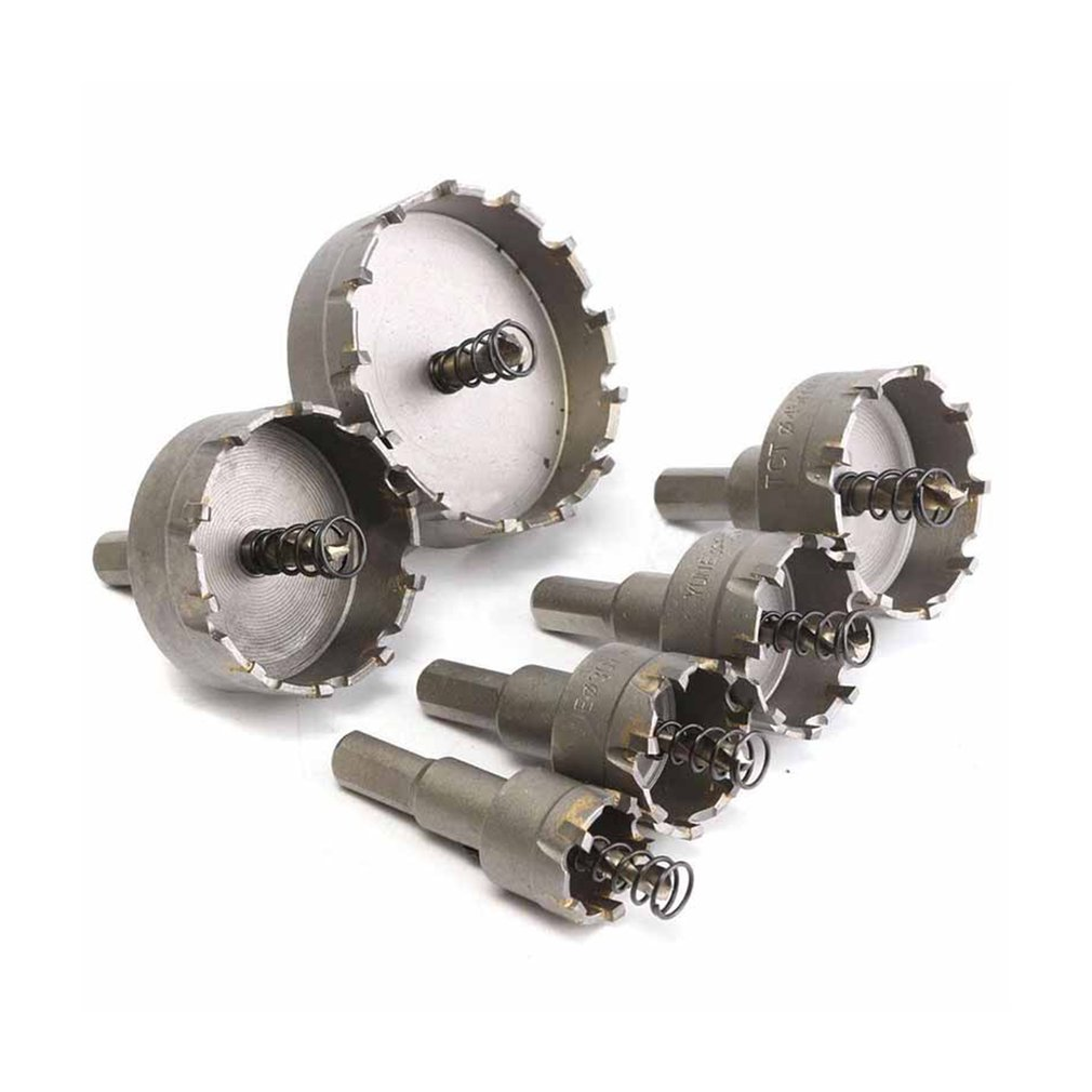 Best hole saw for steel pvc compression fitting